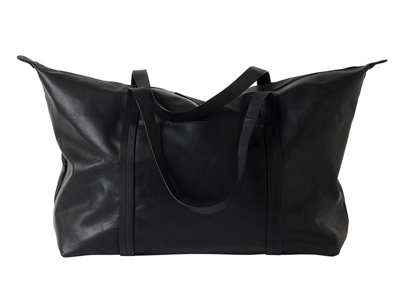 Frank leather duffle bag