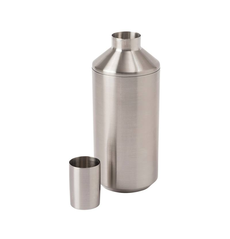 Oro stainless steel cocktail shaker