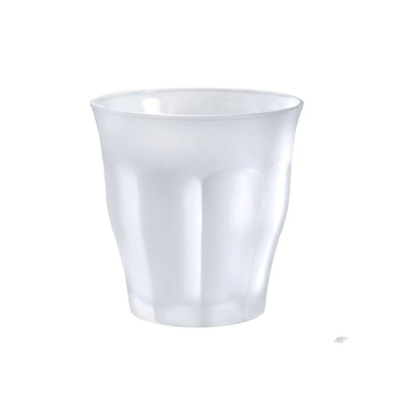 Duralex frosted glass tumbler