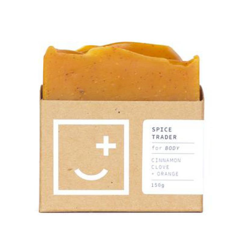 Spice trader NZ made soap