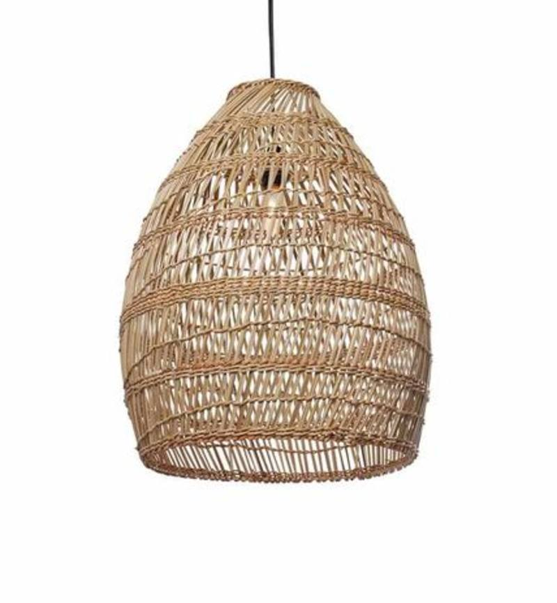 Firth rattan shade natural small