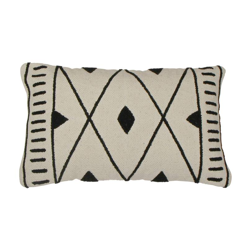 Indie cushion cover rectangle