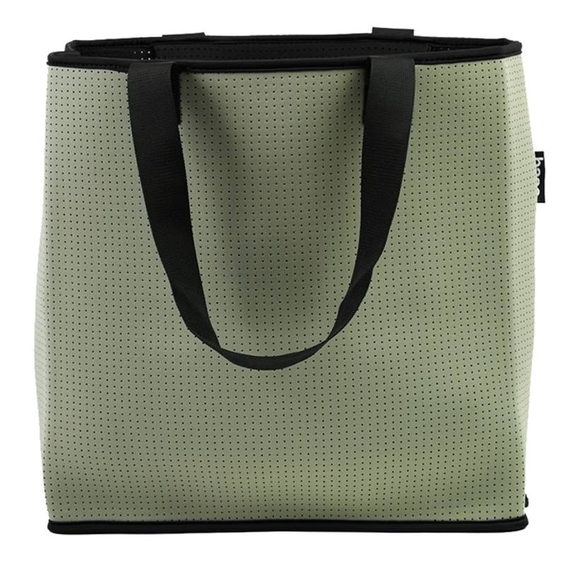Neoprene go-to everyday bag sage