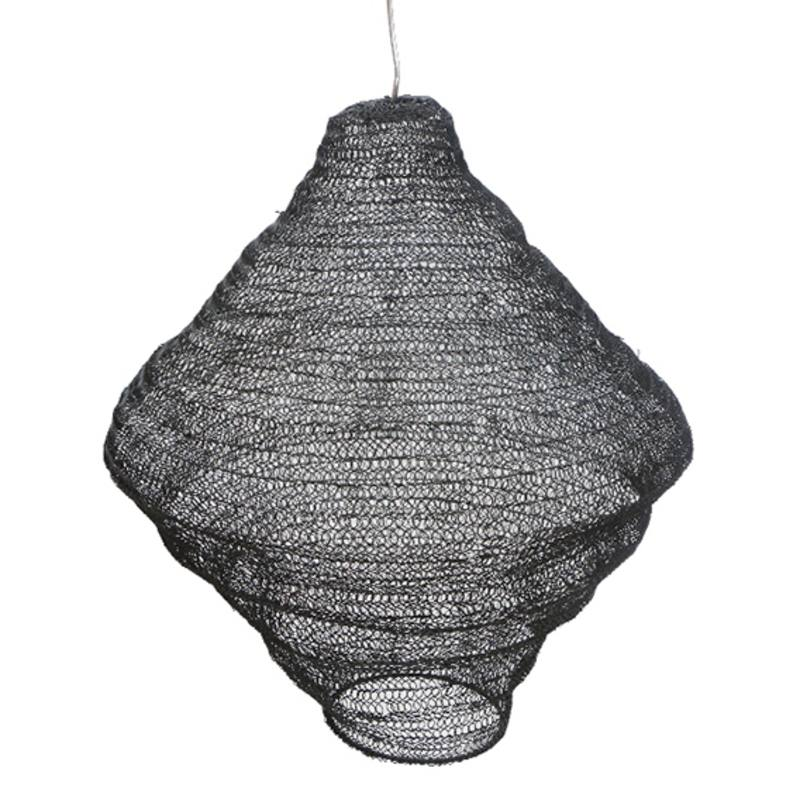 Knitted wire shade medium