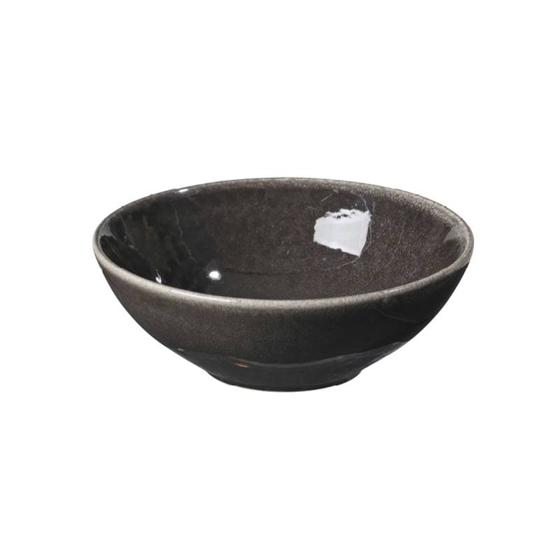 Nordic coal cereal bowl