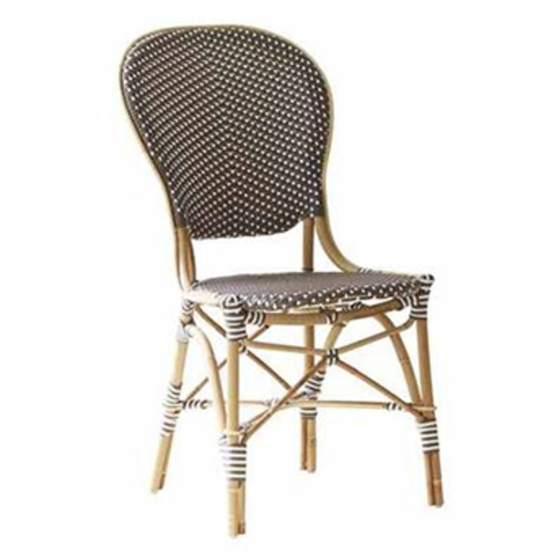 Stupendous Outdoor Dining Chair With Rattan Frame From Green With Envy Ibusinesslaw Wood Chair Design Ideas Ibusinesslaworg