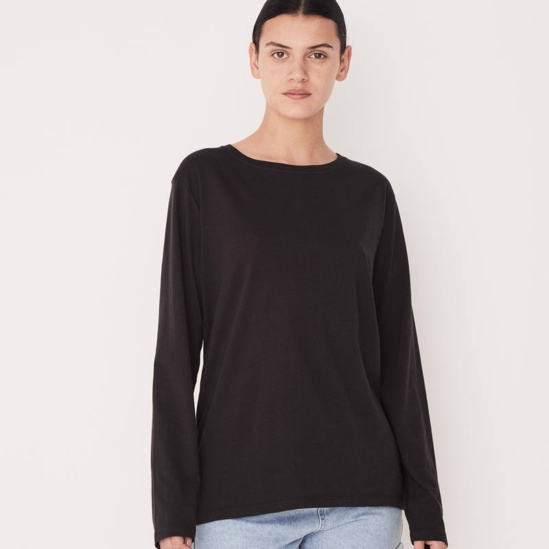 Assembly Label bay long sleeve tee