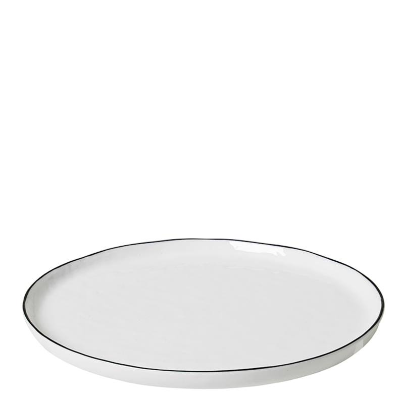 Broste Salt lunch plate