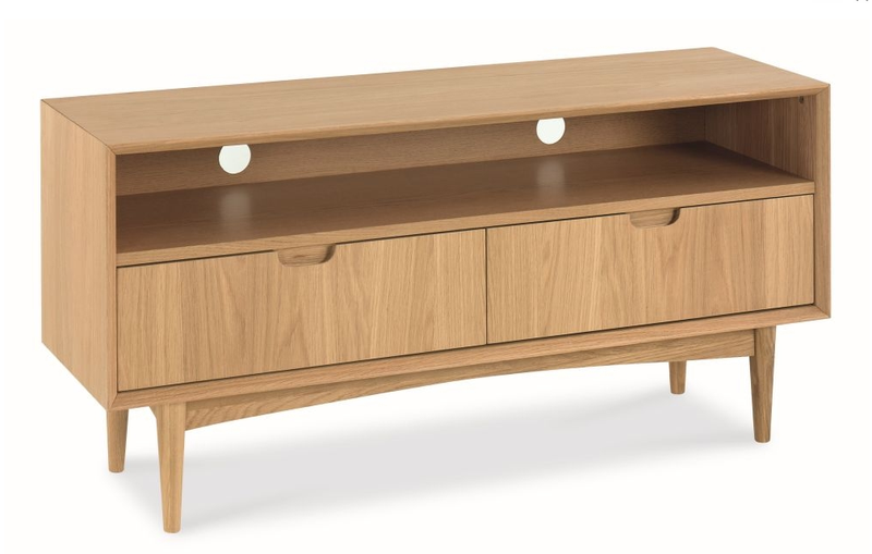Scandi Style Entertainment Unit From Green With Envy