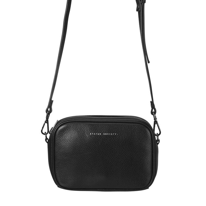 Status Anxiety Plunder shoulder bag