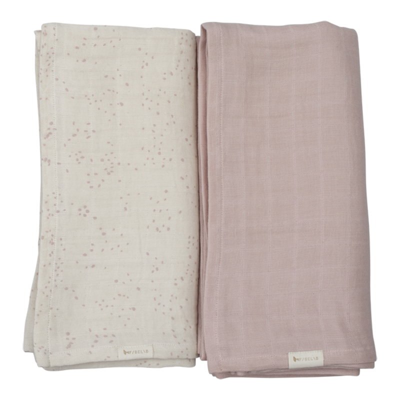 Fabelab swaddle twin pack