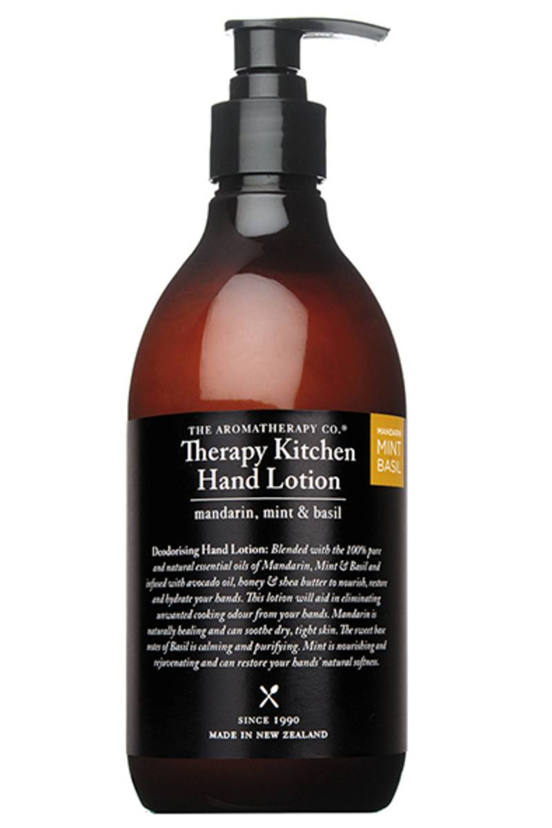 kitchen hand lotion mint 500ml