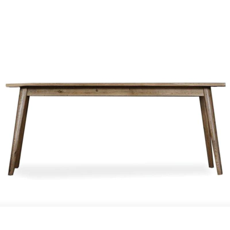 Vaasa oak dining table 220cm