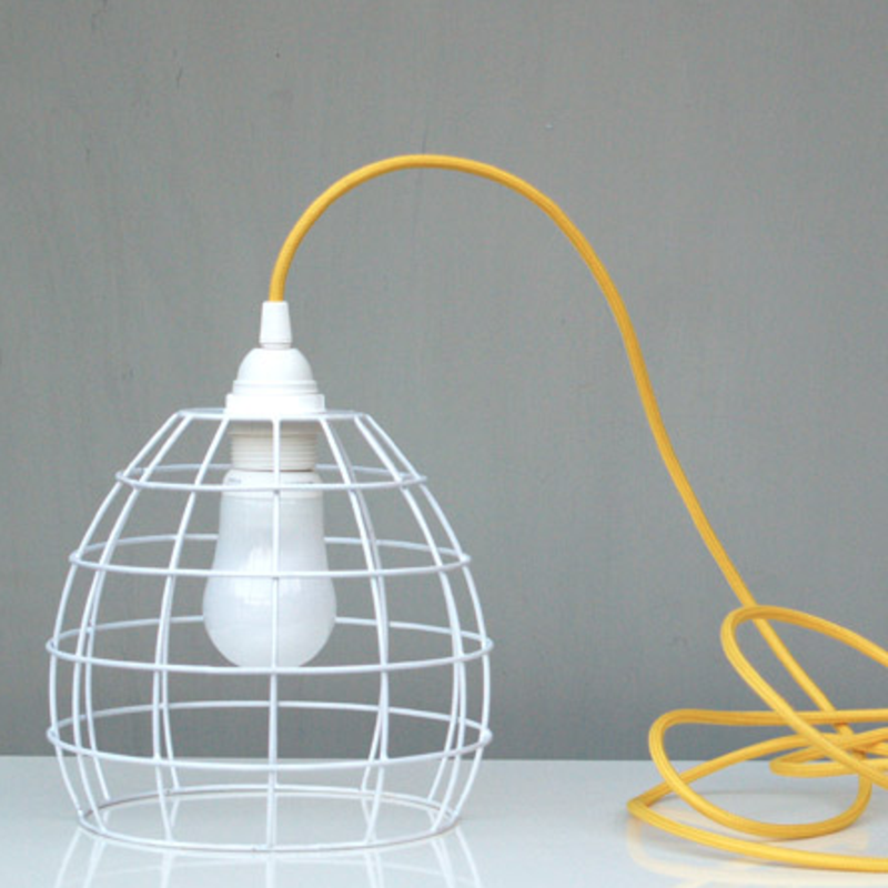 wire lampshade - dome