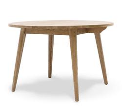 Buy Vaasa oak round dining table 120cm in NZ New Zealand.