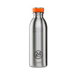 Stainless steel Urban drink bottle 500ml