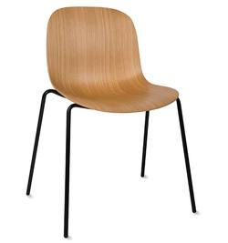 Buy 3D oak dining chair natural in NZ New Zealand.