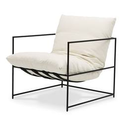 Buy Lauro club chair white in NZ New Zealand.
