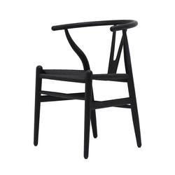 Buy Wishbone chair black in NZ New Zealand.