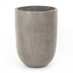 Buy Large concrete planter 75cm high in NZ New Zealand.