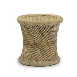 Buy bamboo & jute rope stool in NZ New Zealand.