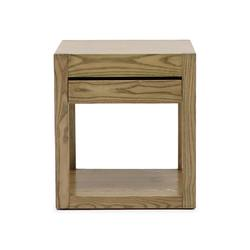 Buy Aspen American ash side table in NZ New Zealand.