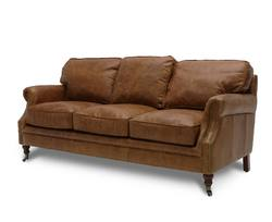 Buy Princeton 3-seater sofa aged tan in NZ New Zealand.