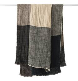 Buy Morandi Handwoven Linen Throw in NZ New Zealand.