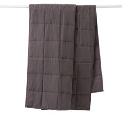 Buy Linen quilted blanket pepper in NZ New Zealand.