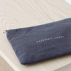 Assembly Label purse