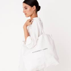 Buy Assembly Label tote bag in NZ New Zealand.