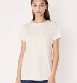 Assembly Label classic tee pale pink