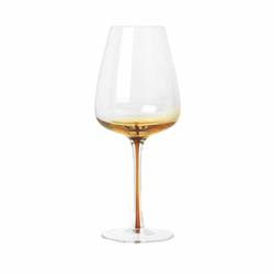 Buy Amber white wine glass in NZ New Zealand.