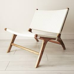 Buy Outdoor woven lounge chair in NZ New Zealand.