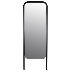 Buy Oak free standing mirror black in NZ New Zealand.