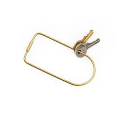 Buy Contour bend key ring in NZ New Zealand.