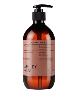 Buy Ashley & Co wash locks shampoo in NZ New Zealand.