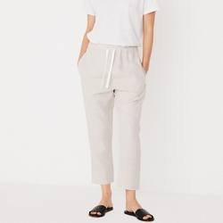 Assembly Label Anya drawstring linen pants