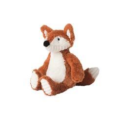 Basil the fox soft toy small