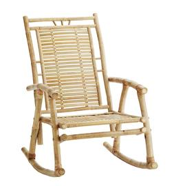 Buy Bamboo rocking chair in NZ New Zealand.