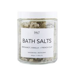 Buy SALT bath salts bergamot + vanilla in NZ New Zealand.