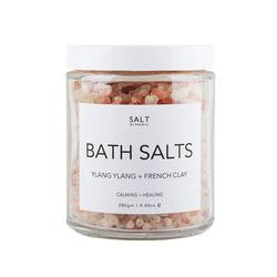 Buy SALT bath salts ylang ylang + french clay in NZ New Zealand.