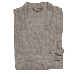 Buy Men's linen dressing gown in NZ New Zealand.