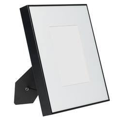 black steel photo frame