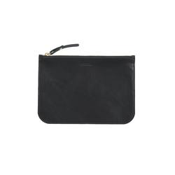 Leather pouch purse