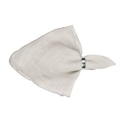 Broste linen napkins set of 4
