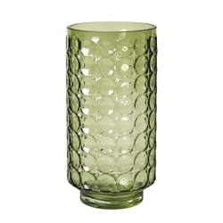 Buy Circle hand blown glass vase in NZ New Zealand.