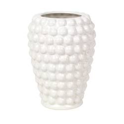 Bubble ceramic vase