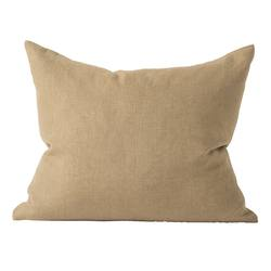 Buy Linen cushion cover rect olive in NZ New Zealand.