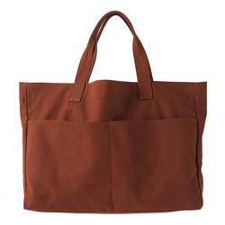 Oversized cotton tote bag